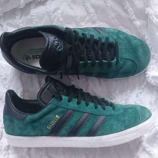 Size 10 US Adidas Gazelle