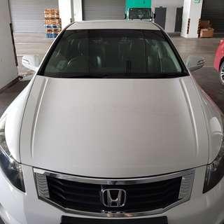 Honda Accord 2.4 Auto