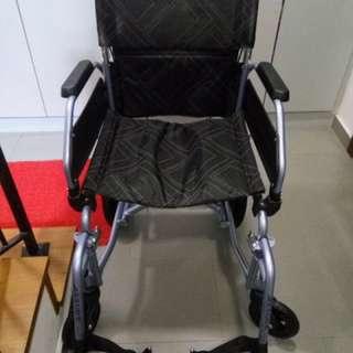 Lightweight push chair