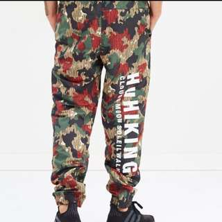 Adidas Pharrell Williams HU Camo Pants
