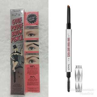 Benefit Cosmetics Goof Proof Brow Pencil (Shade 3 Medium)