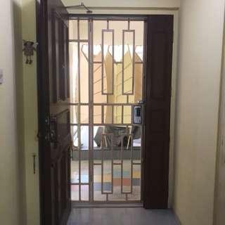Rental of 5 room flat