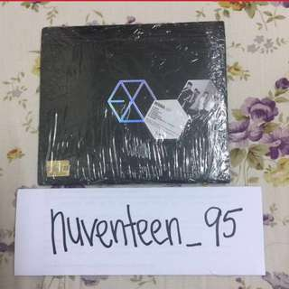 [COMBO PRELOVED] EXO CHINESE VER ALBUM