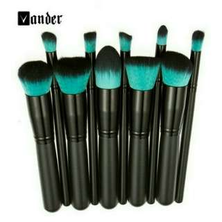 BRUSH MAKE UP (ISI 10PCS)