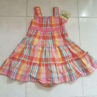 BNWT authentic OshKosh 12 months dress