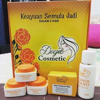 Deeja Cosmetic Skincare for Glowing Skin