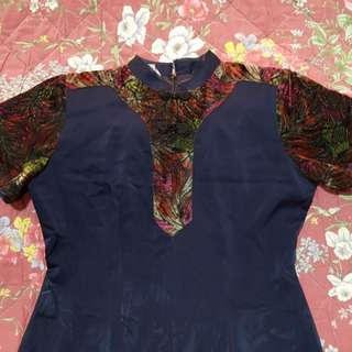 Beautiful ladies Chinese Cheongsam (Qipao) dress