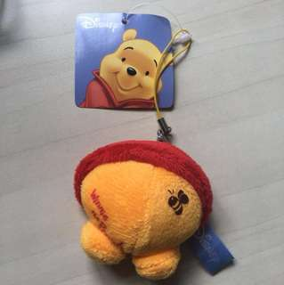 Winnie the Pooh 吊飾