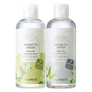 The Saem Healing Tea Garden Green Tea Cleansing Water (300ml)