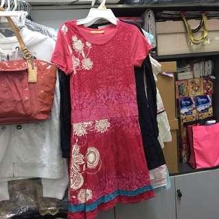 Girl Dress 11-13yrs
