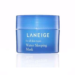 Laneige Water Sleeping Mask (15ml) sample