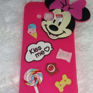Case samsung j5 lama mickey mouse