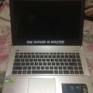 Laptop Asus a450c core i5
