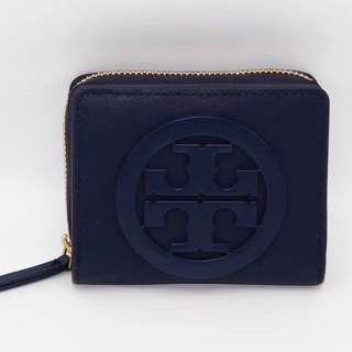 Tory Burch Charlie mini short wallet