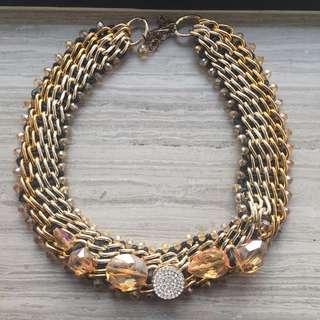Statement necklace 頸鏈