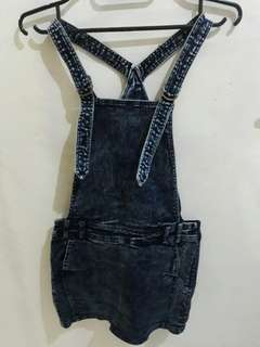 Dungaree Denim Ezra by Zalora