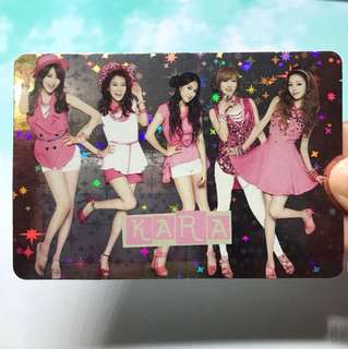 Kara Yes Card