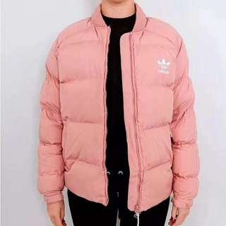 (📣秒殺1件S) Adidas Originals Superstar down jacket 羽絨 外套 #Pink