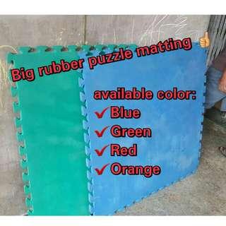 Rubber Matting Skin Matting