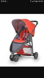 Graco Mini Evo Orange