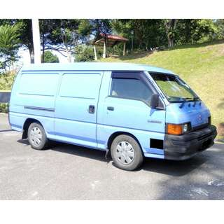 Mitsubishi Van L300 For Rental