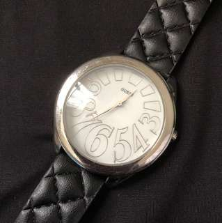 Guess ladies quartz watch