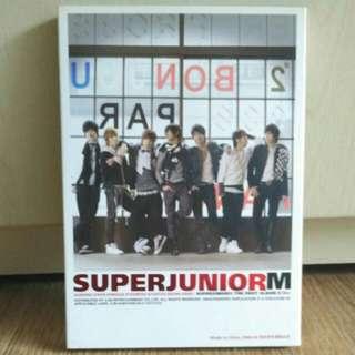 [Pre Loved] Super Junior M The First Album 迷(Me) (China Version)