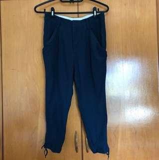 Toga cropped pants 褲