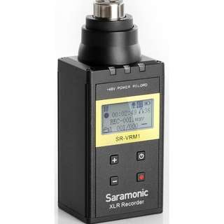 Saramonic Compact Linear PCM Recorder with XLR Connector (preorder)