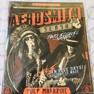 PULP Magazine Collector's Issue - SALE!!!