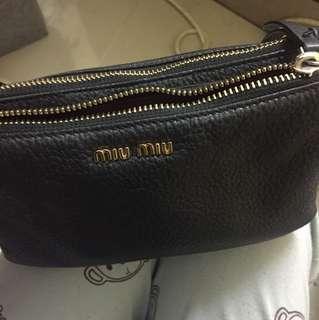 98%new MiuMiu bag