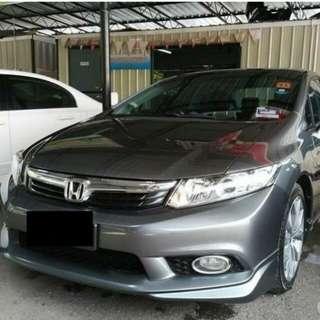 Sambung Bayar Honda Civic 2.0
