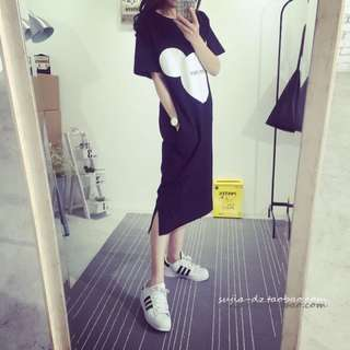 Long Dress (Black)