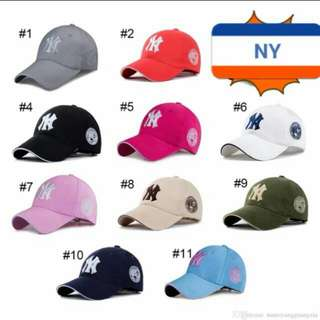 NY cap orgnal quality available 10 colors