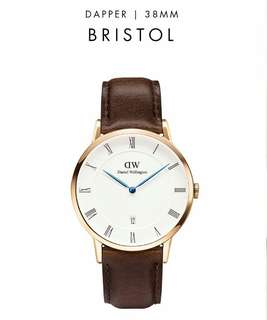 Daniel wellington dapper bristol original bm