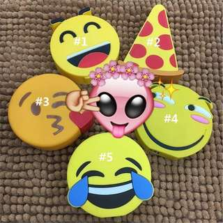 Emoji powerbank (preorder)