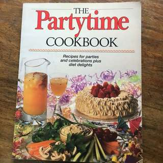 the partytime cookbook
