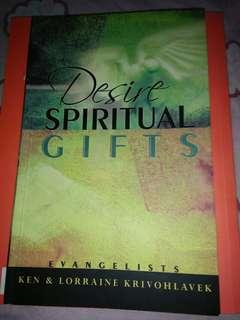 Desire Spiritual Gifts