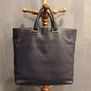 Prada Leather Tote (Reduced)