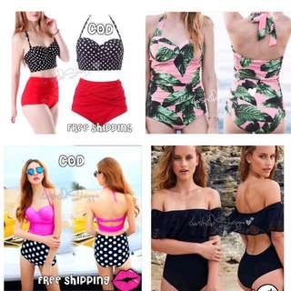 👙Push up Padded High Quality Swimwears