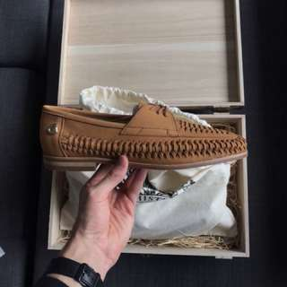 Thread & Thistle Boat Shoes