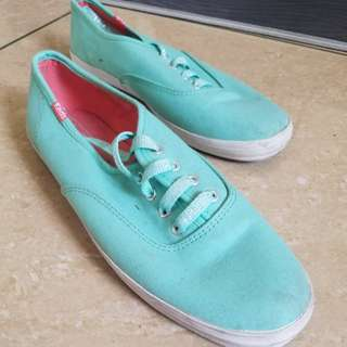 KEDS Mint Green Sneakers