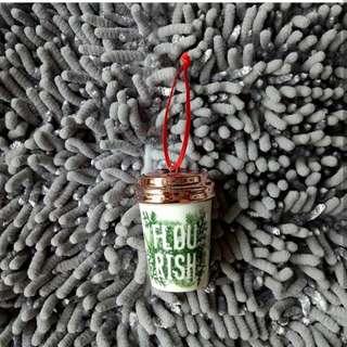Starbucks Ornament Flourish 2017