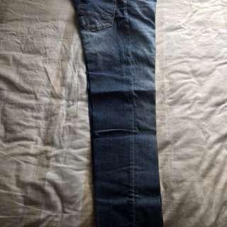 Celana jeans slim fit zara man size 34