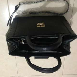 Zara bag black