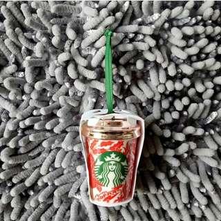 Starbucks Ornament Christmas 2017