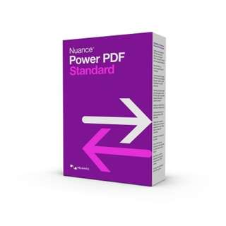Nuance Power PDF 2.0 Standard (Official and Authentic) for Windows