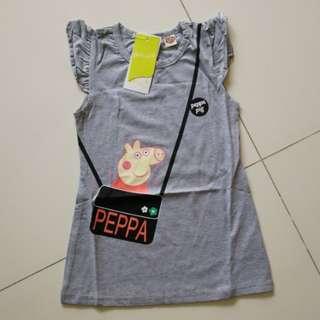 (Clearance) peppa pig dress