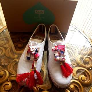 Authentic Keds Kate Spade Collection