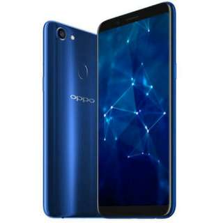 Oppo F5 Blue Limited Edition
